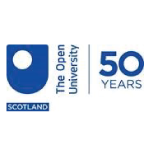 Open University Scotland 50 Anniversary Logo