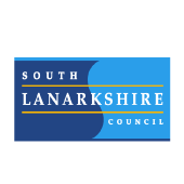 S Lanarkshire Council logo