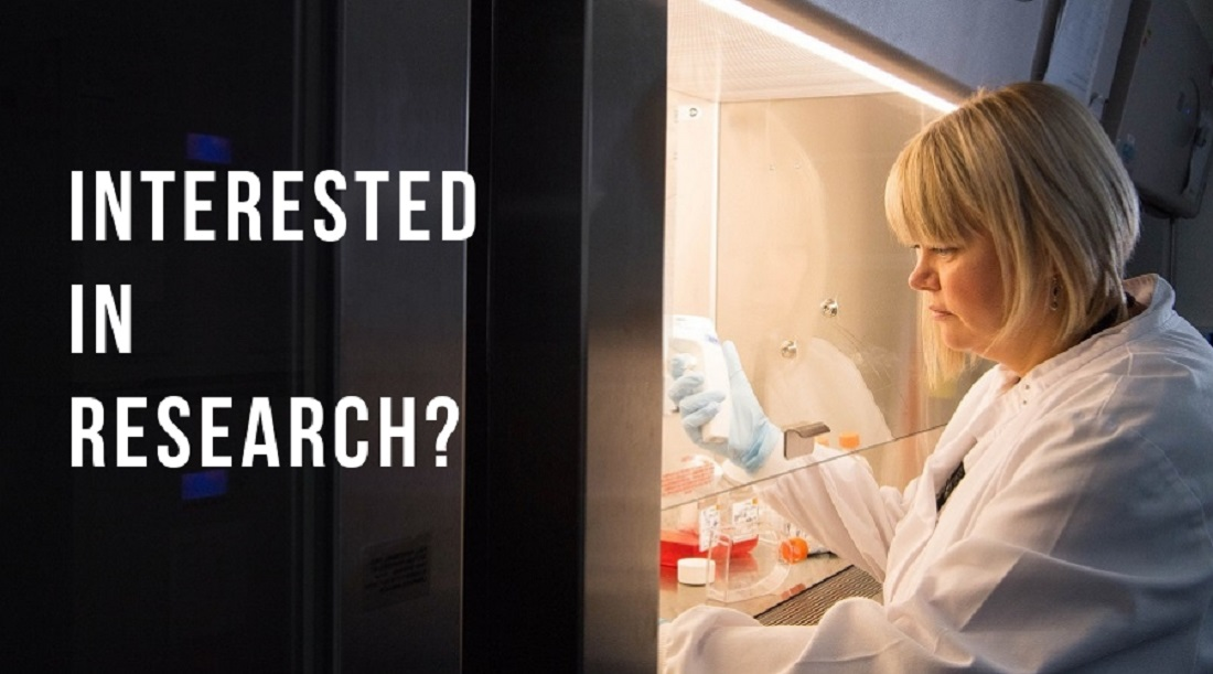 Interested in Research? MVLS Graduate School, Postgraduate Research Opportunities