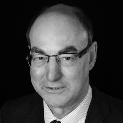 Portrait photo of Professor Hamish Simpson, Ultrasurge investigator at the University of Edinburgh