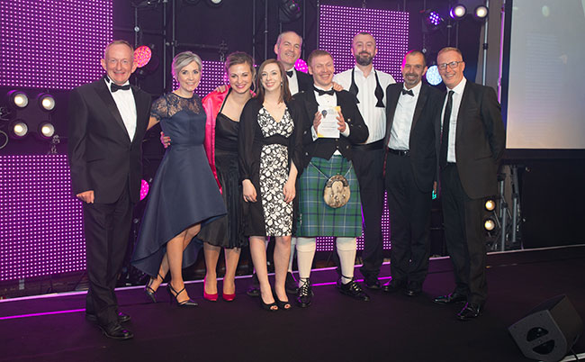 Herald HE Awards 2019 - Widening participation GAP 650
