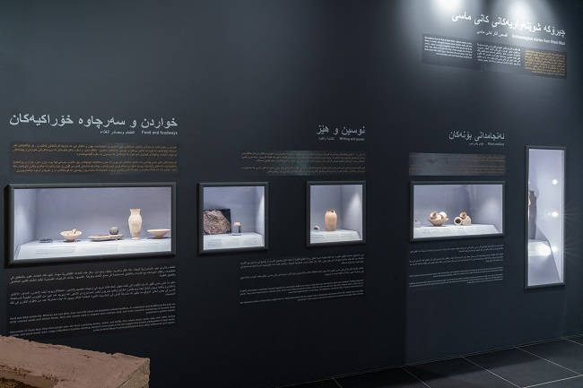 Are you an archaeologist displays as part of new museum resources in Iraq created in conjunction with University of Glasgow archaeologists
