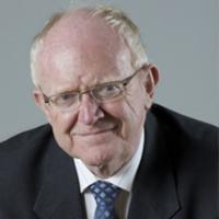 Photo of Professor Graham Teasdale