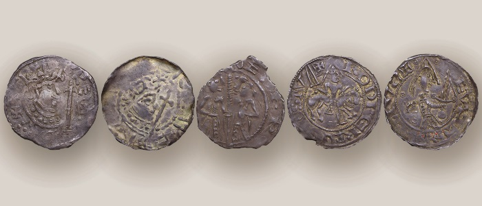 coinage of King Stephen's reign