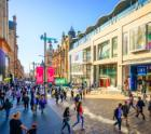 Shopping on Buchanan Street, Glasgow's style mile