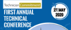 Technical Conference banner 2020