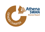 Logo for Athena SWAN Bronze award