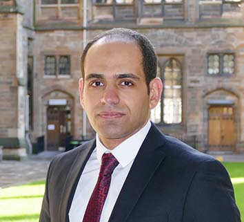 Profile photo of Rami Alsharif, Lecturer in Human Resource Management