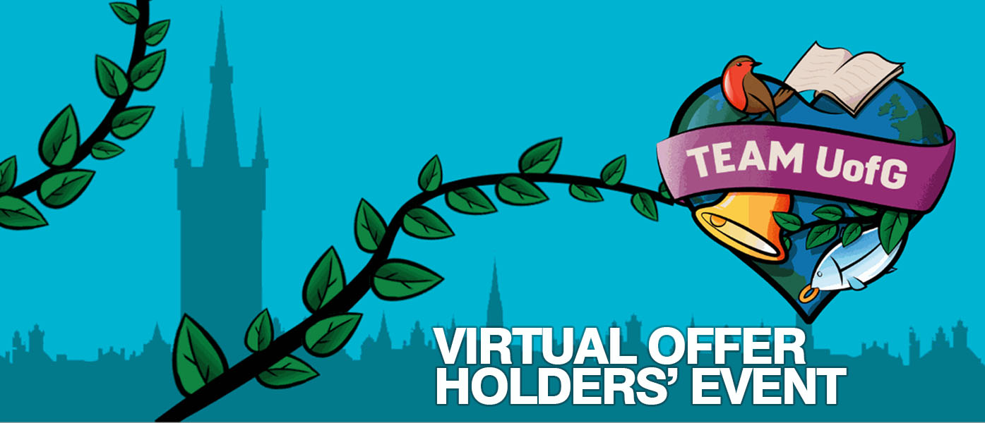 Virtual Offer Holders Event
