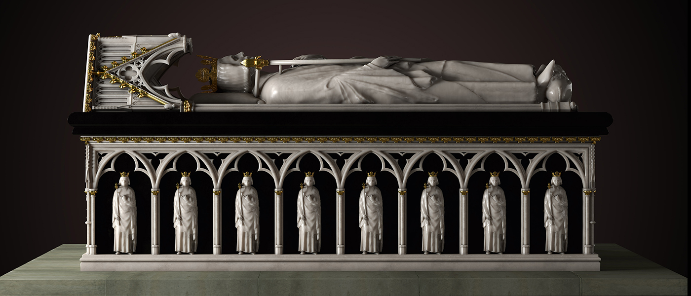 Tomb of Robert the Bruce