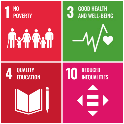 United Nations Sustainable Development Goal Icons