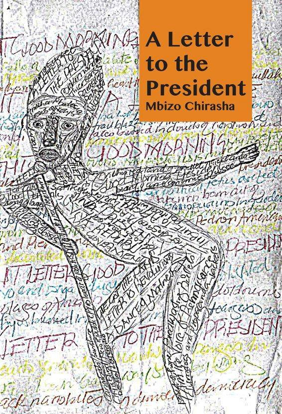 Book cover of Mbizo Chirasha's book Letter to the President