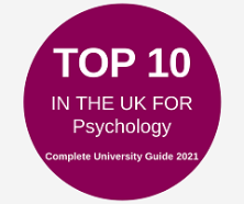 Top 10 in the UK for Psychology