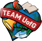 Team UofG badge