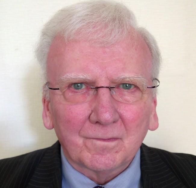 Prof Ian Shanks 650