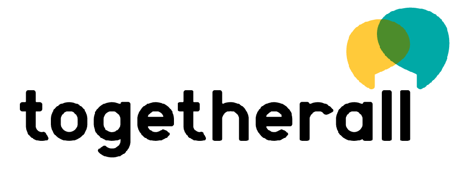 Togetherall Logo White Background