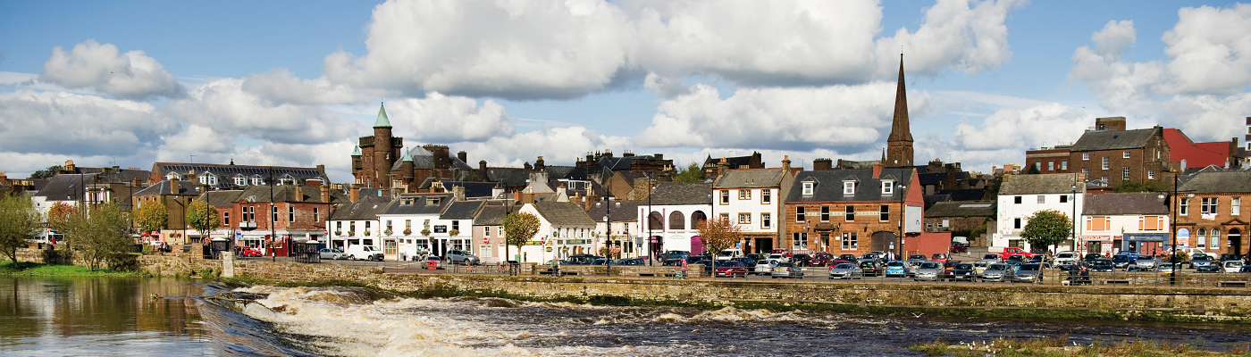 Dumfries River Nith - 1400x400