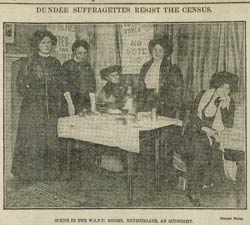 Dundee Suffragettes