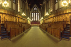 The University of Glasgow Memorial Chapel