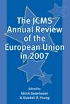 JCMS Annual Review of the European Union for 2007 cover