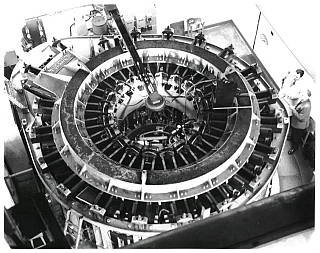 Glasgow synchrotron in the 1950s