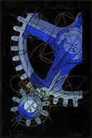 Machine tournez vite, by Francis Picabia