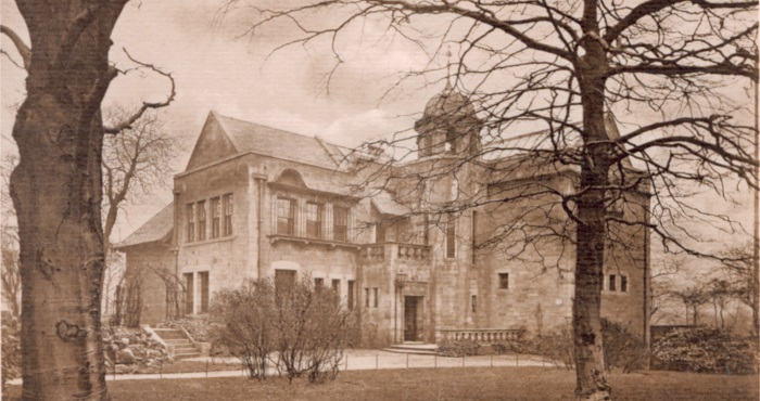 Queen Margaret College Medical School, with permission of Glasgow University Archive Services