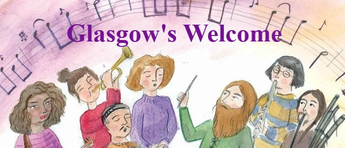 Image for Glasgow's Welcome - Creative Conversation and Choral Contemplations