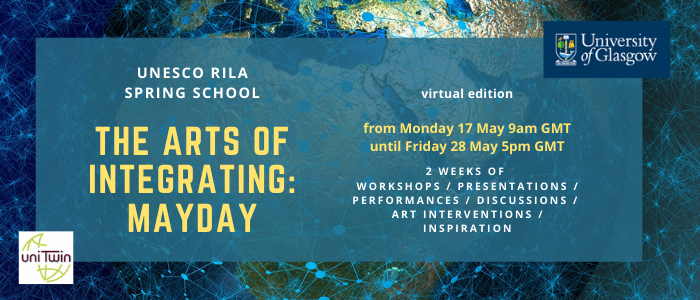 Image for UNESCO RILA Spring School: The Arts of Integrating