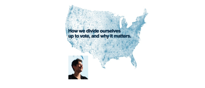 Image for Public lecture: How we divide ourselves up to vote, and why it matters