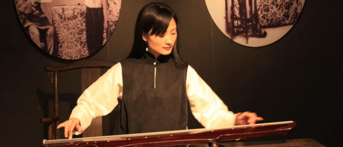 Image for Mooring by the Autumn River at Night: a Qin Recital by Li Xuecui