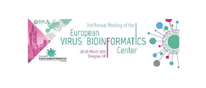 Image for 3rd Annual Meeting of the European Virus Bioinformatics Center