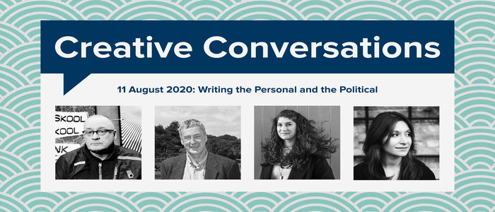 Image for Scottish Writers Creative Conversations Showcase: Writing the Personal and the Political