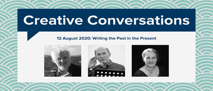 Image for Scottish Writers Creative Conversations Showcase: Writing the Past in the Present