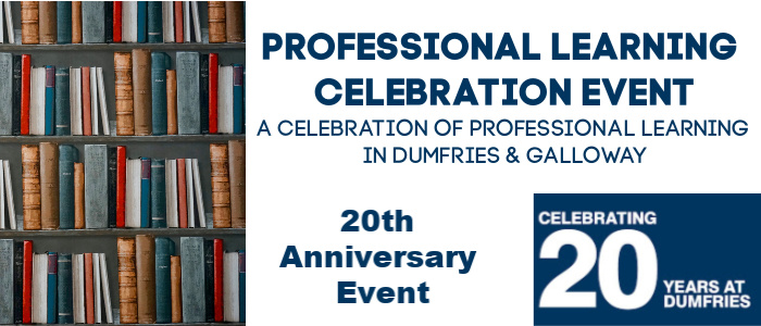 Image for Celebrating 20 Years in Dumfries - Professional Learning Celebration Day