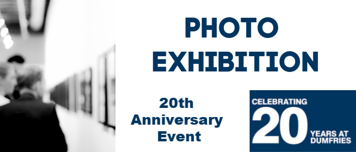 Image for Celebrating 20 Years in Dumfries - Photo Exhibition